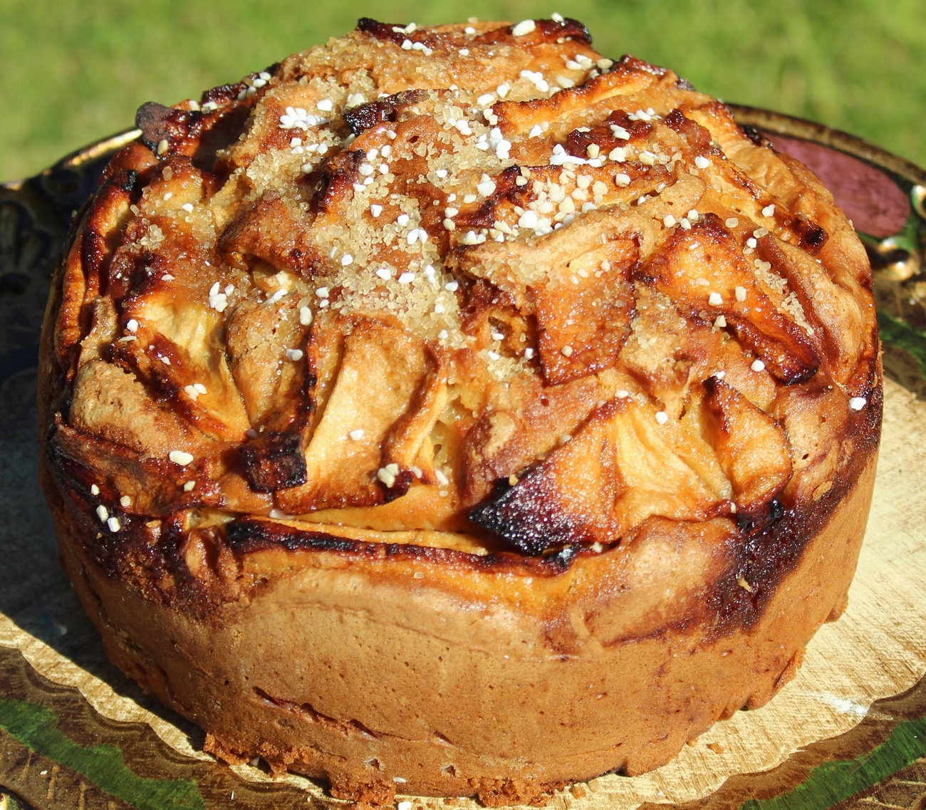 Sussex Apple Cake